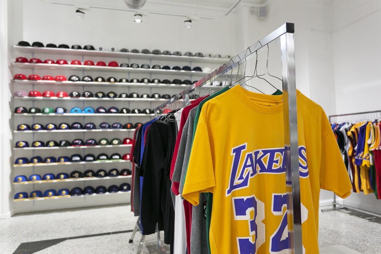 NBA Baksetball clothing Atipici online shop torino