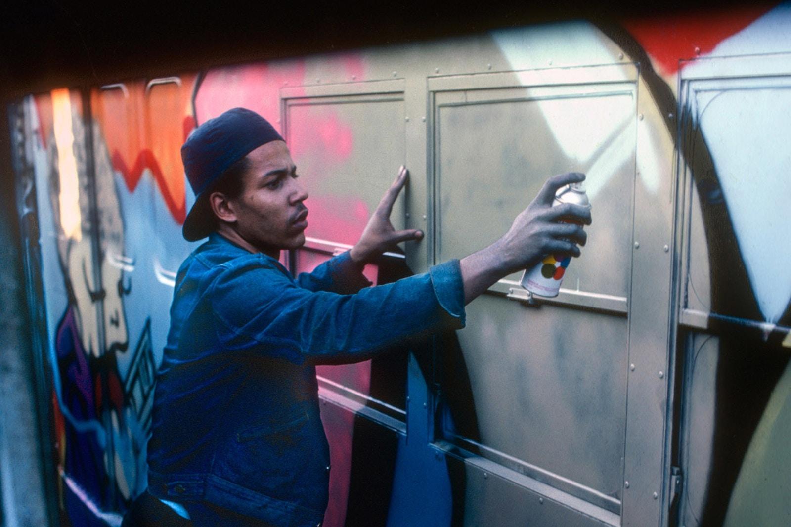 Martha Cooper graffiti