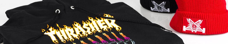 thrasher magazine abbigliamento streetwear atipici online shop torino alassio