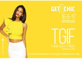 GET2CHIC - TGIF SUMMER PARTY @PATIO CLUB TORINO