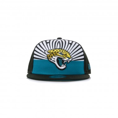 CAPPELLO VISIERA PIATTA REGOLABILE 950 NFL19 DRAFT JACJAG 40.5