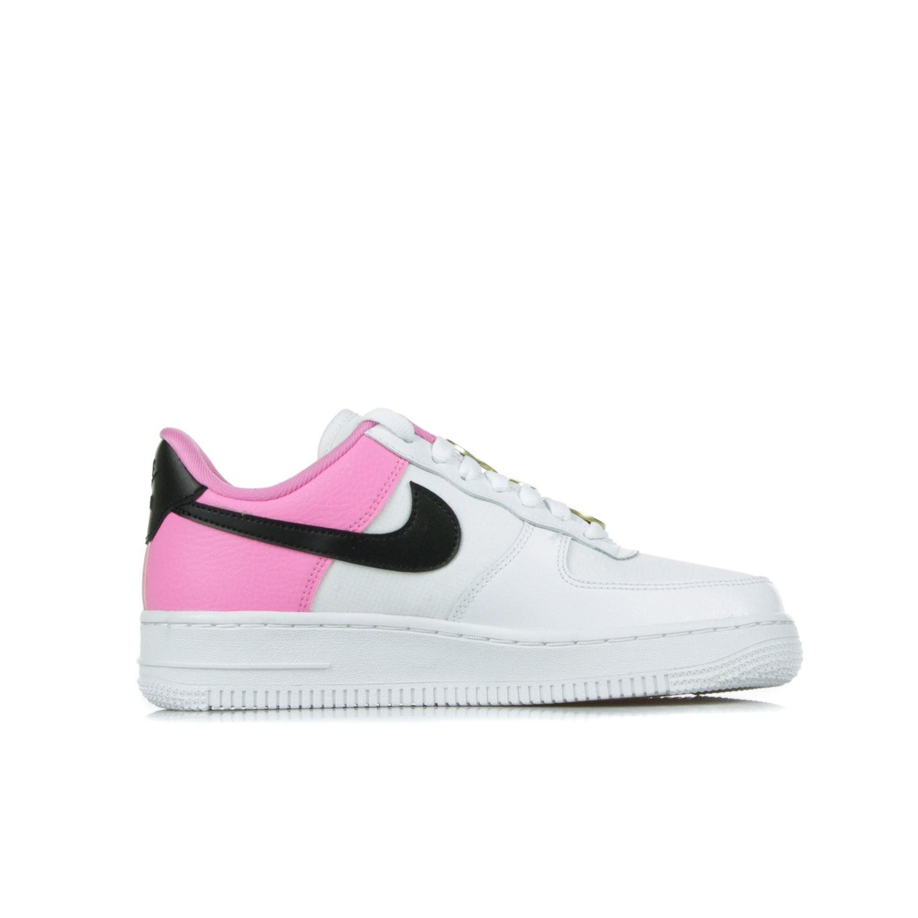nike air force 1 con baffo rosa