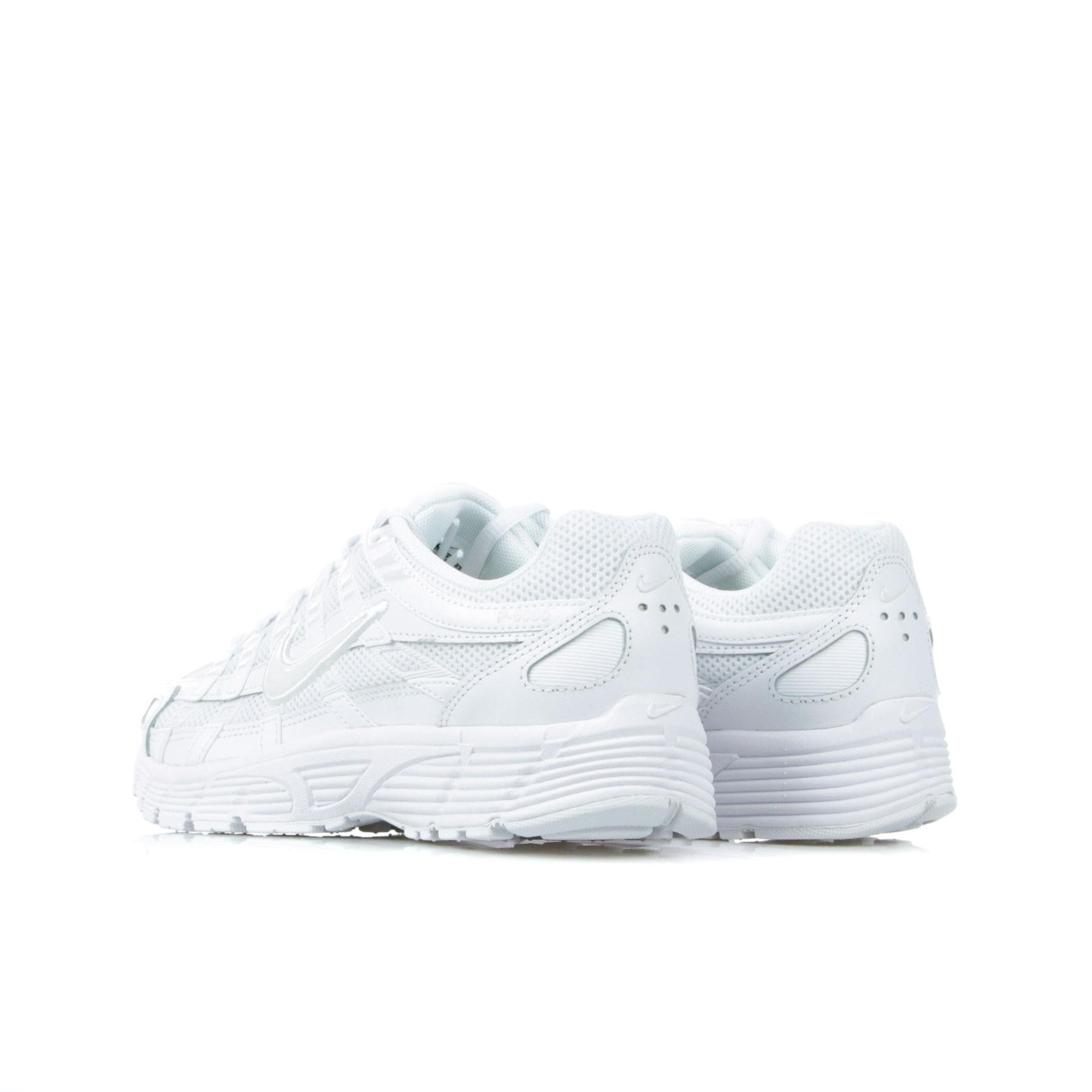 Nike P 6000 white white platinum tint