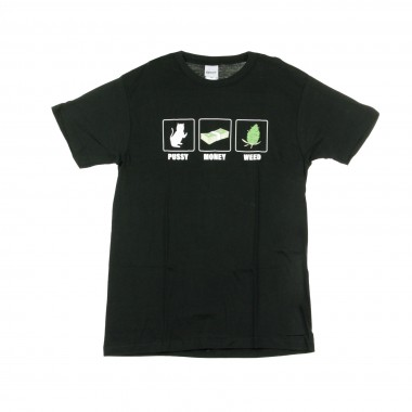 T-SHIRT PUSSY MONEY WEED