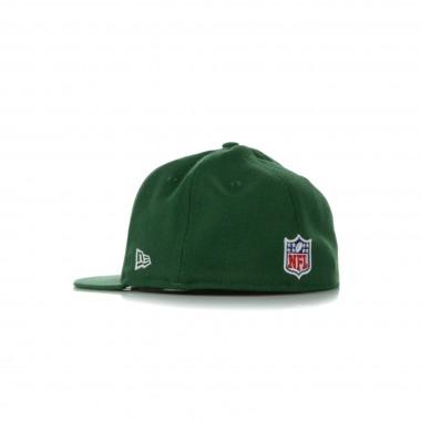 FLAT BILL CAP GREEN BAY CHAMPS PACK 59FIFTY GREPAC