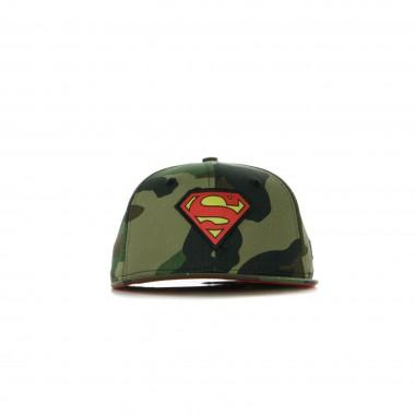 FLAT BILL CAP CHARACTER 9FIFTY SUPERMAN