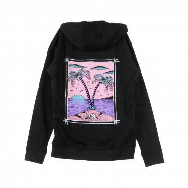 HOODED SWEATSHIRT PALMS ZIO DAIV
