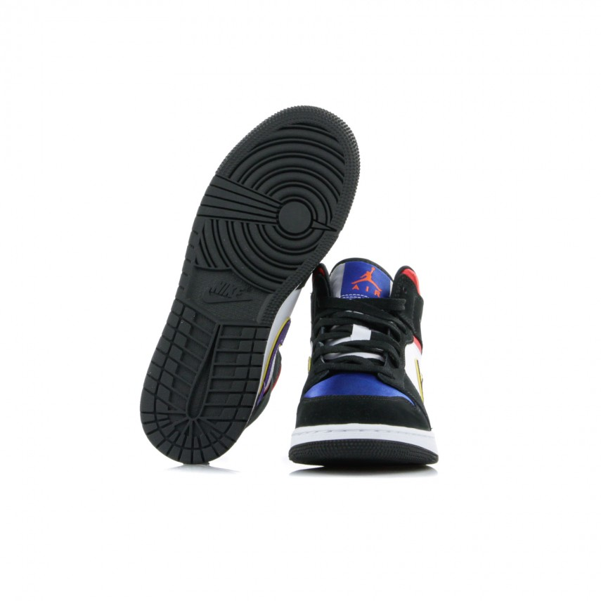 HIGH SHOE AIR JORDAN 1 MID SE GS