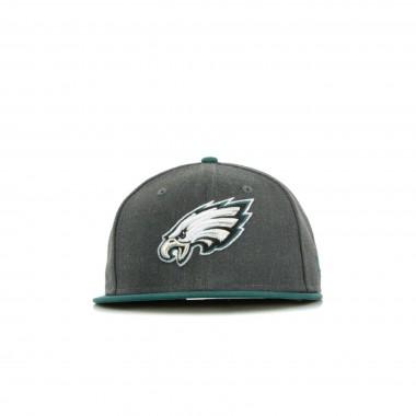 FLAT BILL CAP NFL HEATHER 9FIFTY PHIEAG