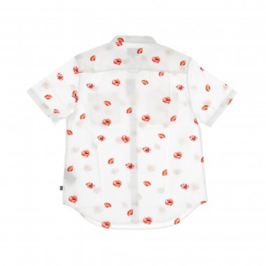 SHORT SLEEVES SHIRT POPPY WOVEN SHIRT