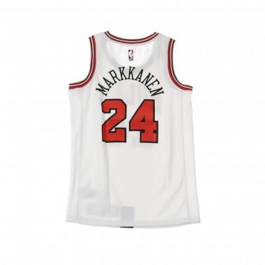 BASKET NBA SWINGMAN JERSEY NO24 LAURI MARKKANEN CHIBUL HOME