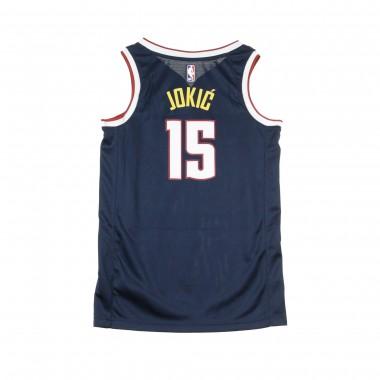 BASKET NBA SWINGMAN JERSEY NO15 NIKOLA JOKIC DENNUG ROAD