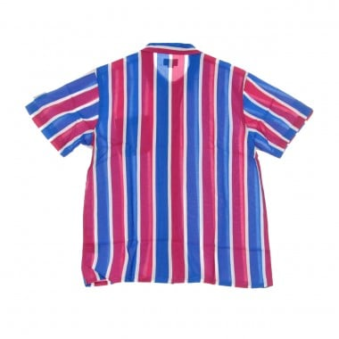 SHORT SLEEVES SHIRT SUTTER STRIPE WOVEN