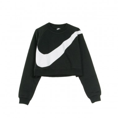 SHORT CREWNECK SWEATSHIRT SWOOSH CREW FLEECE BB