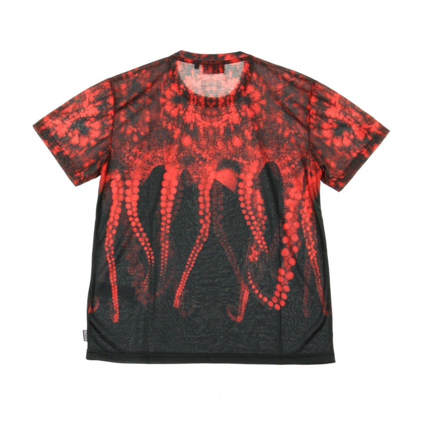 OCTOPUS MAGLIETTA OCTOPUS TEE REAL RED T shirt |