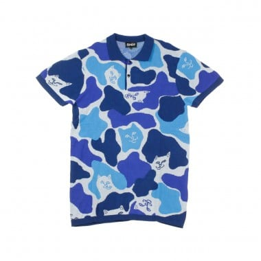 SHORT SLEEVES POLO NERM CAMO POLO