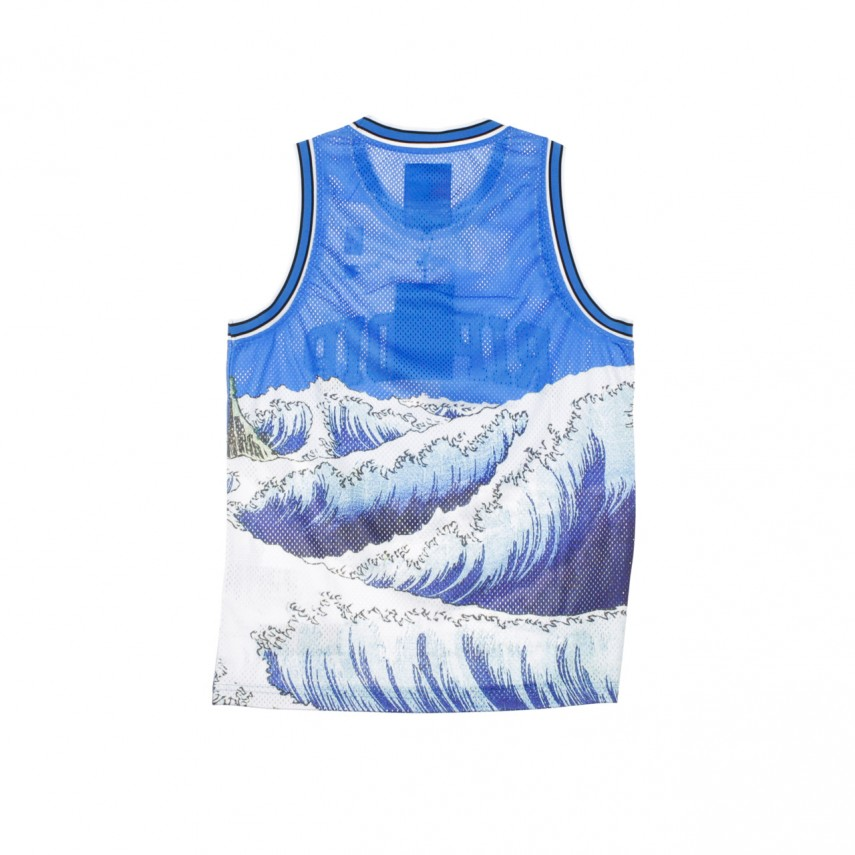 CANOTTA TIPO BASKET GREAT WAVE BASKET JERSEY M