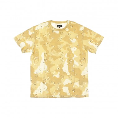 MAGLIETTA NERM CAMO ALL OVER TEE CHOC CHIP M