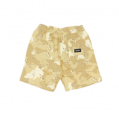 SHORT NERM CAMO SWEATSHORTS CHOC CHIP