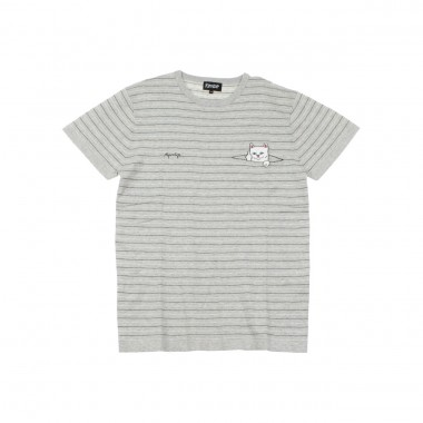 T-SHIRT PEEKING NERMAL KNIT TEE