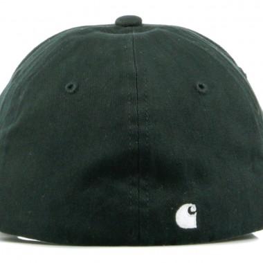 CURVED BILL SCRIPT CAP
