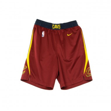 PANTALONCINO BASKET NBA SWINGMAN SHORT CLECAV ROAD M