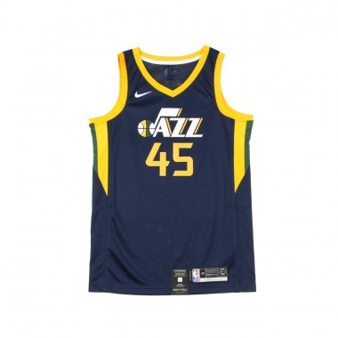 BASKET NBA SWINGMAN JERSEY NO45 DONOVAN MITCHELL UTAJAZ ROAD