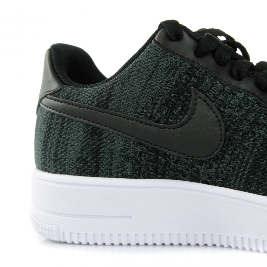sneakers for cheap a321f 33eeb LOW SHOE AIR FORCE 1 FLYKNIT 20 BLACK/ANTHRACITE/WHITE