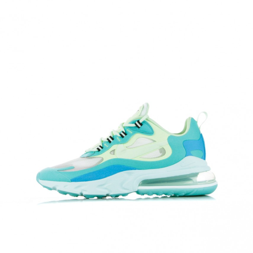SCARPA BASSA AIR MAX 270 REACT HYPER JADEFROSTED SPRUCEBARELY VOLT |