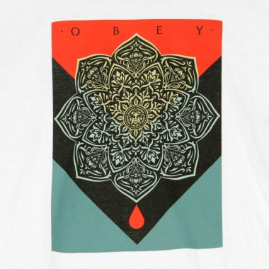 T-SHIRT BLOOD  OIL MANDALA
