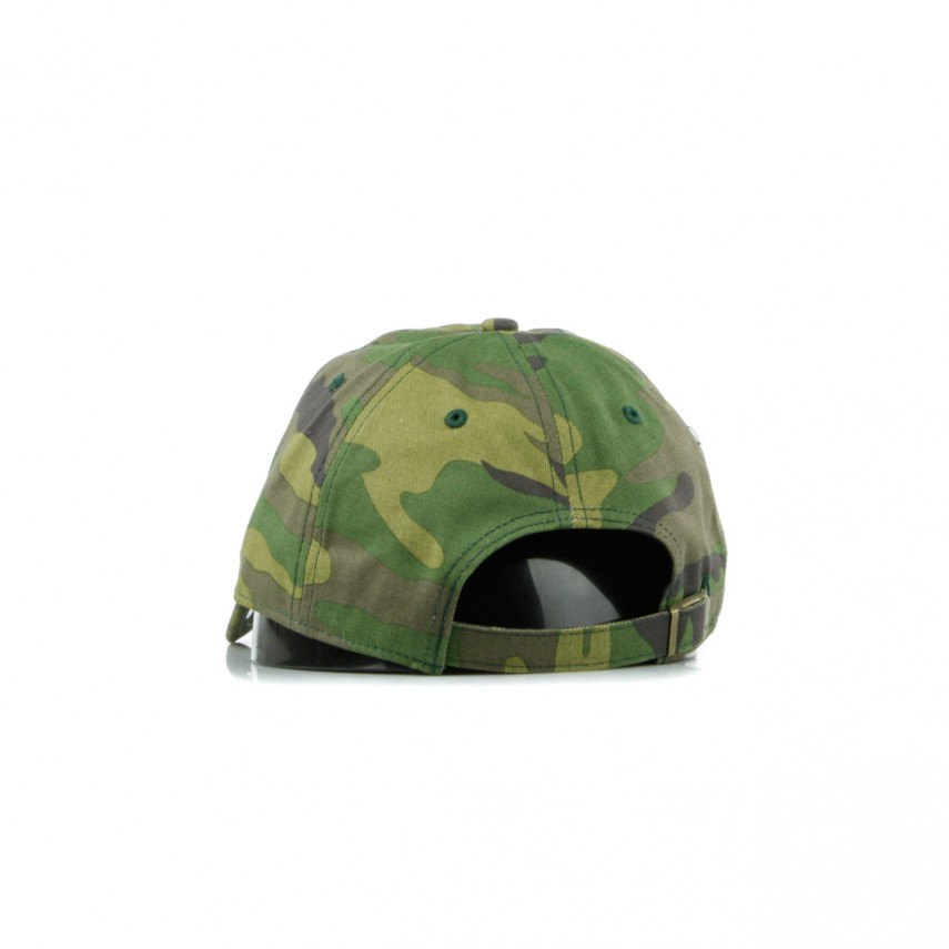 CURVED BILL CAP CAMO UNWASHED CLEAN UP NEYYAN