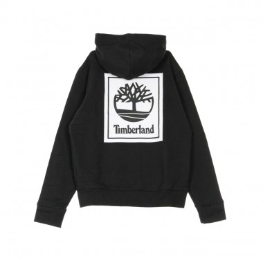 HOODED SWEATSHIRT STACK LOGO