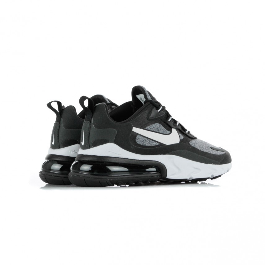 LOW SHOE AIR MAX 270 REACT BLACKVAST GREYOFF NOIR