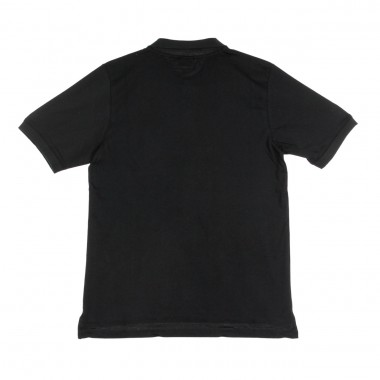 SHORT SLEEVES BLACK POLO