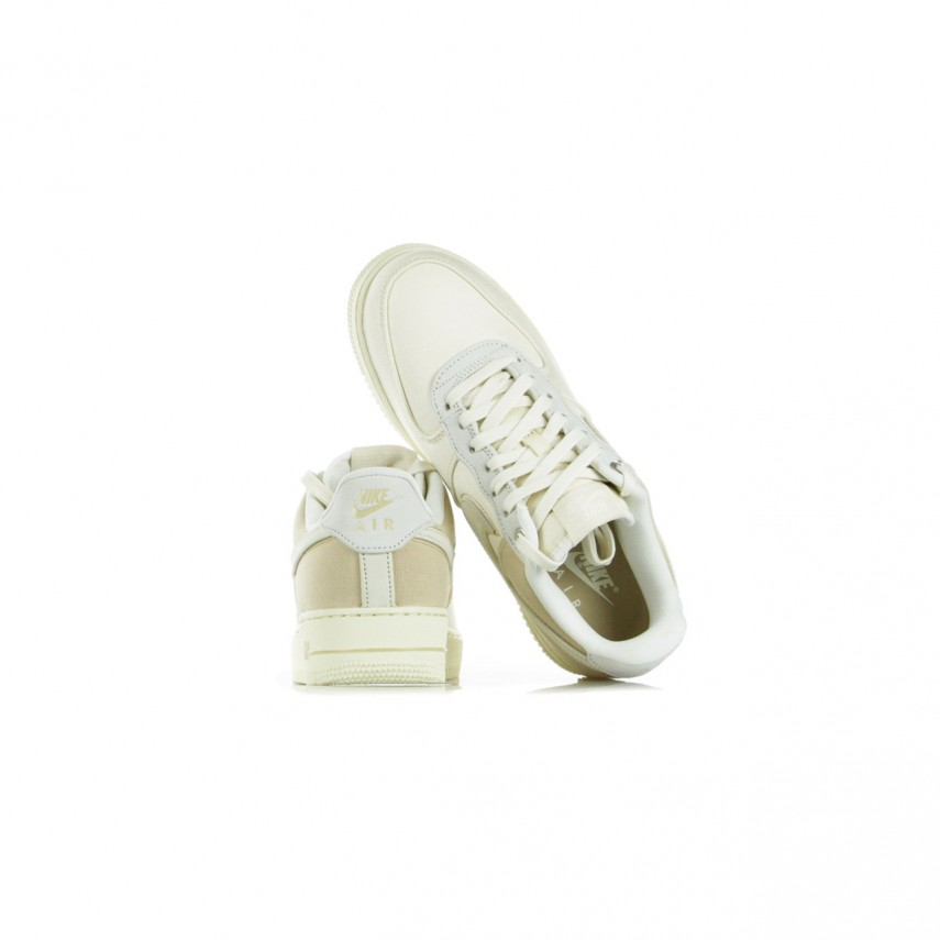 LOW SHOE AIR FORCE 1 07 PRM 3 PALE IVORYLIGHT CREAMDESERT ORESAIL