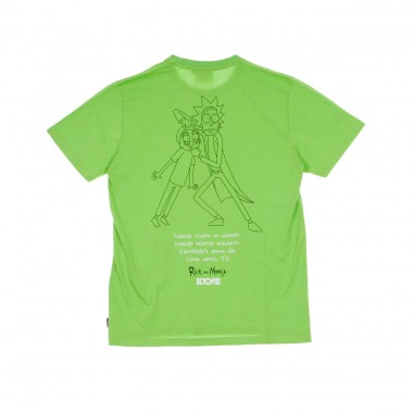 MAGLIETTA RICK AND MORTY WATCH TEE 46