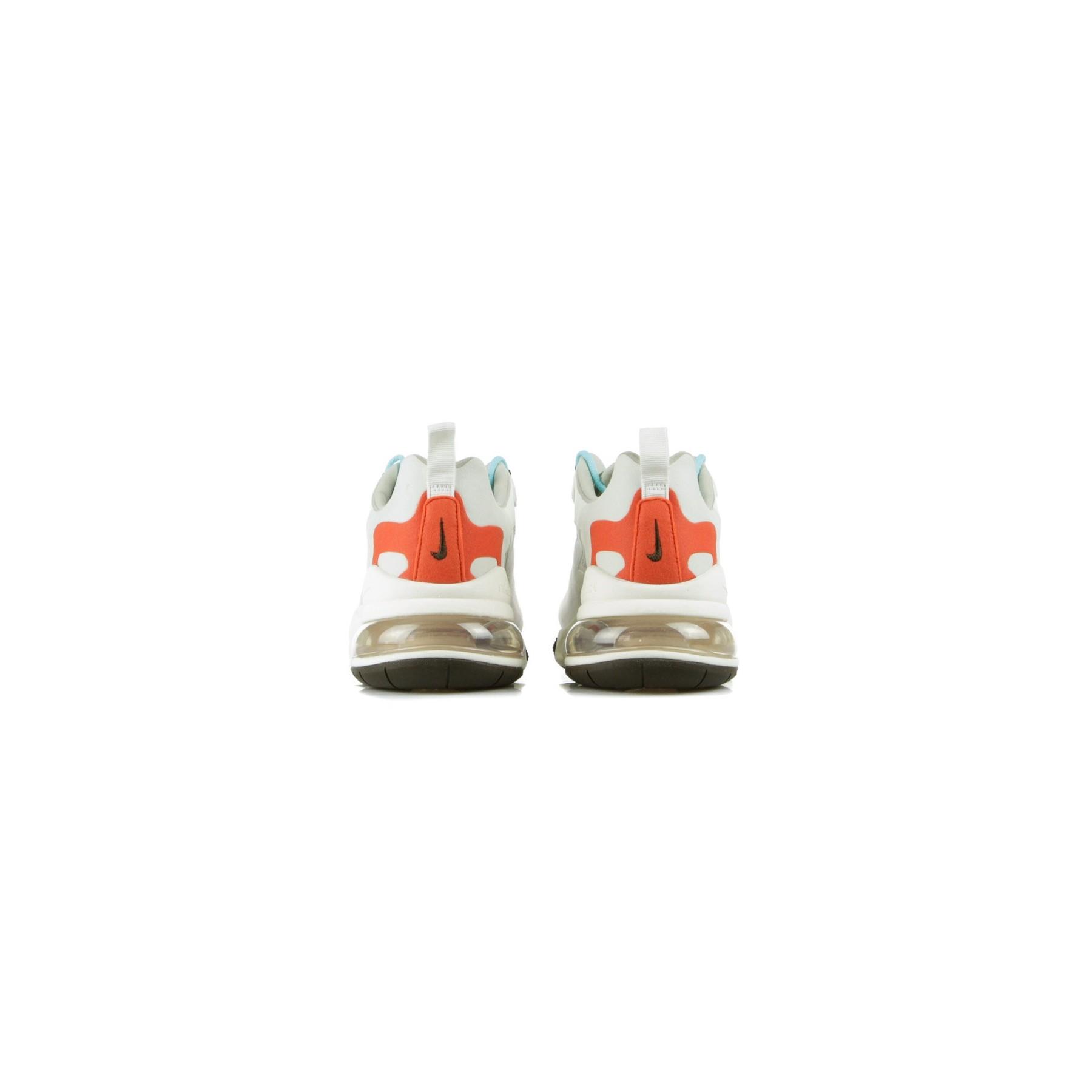 Nike W Air Max 270 React Lt Beige Chalk Platinum Tint