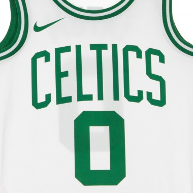 CANOTTA BASKET NBA SWINGMAN JERSEY NO0 JAYSON TATUM BOSCEL HOME