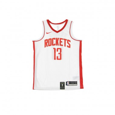 CANOTTA BASKET NBA SWINGMAN JERSEY NO 13 JAMES HARDEN HOUROC HOME