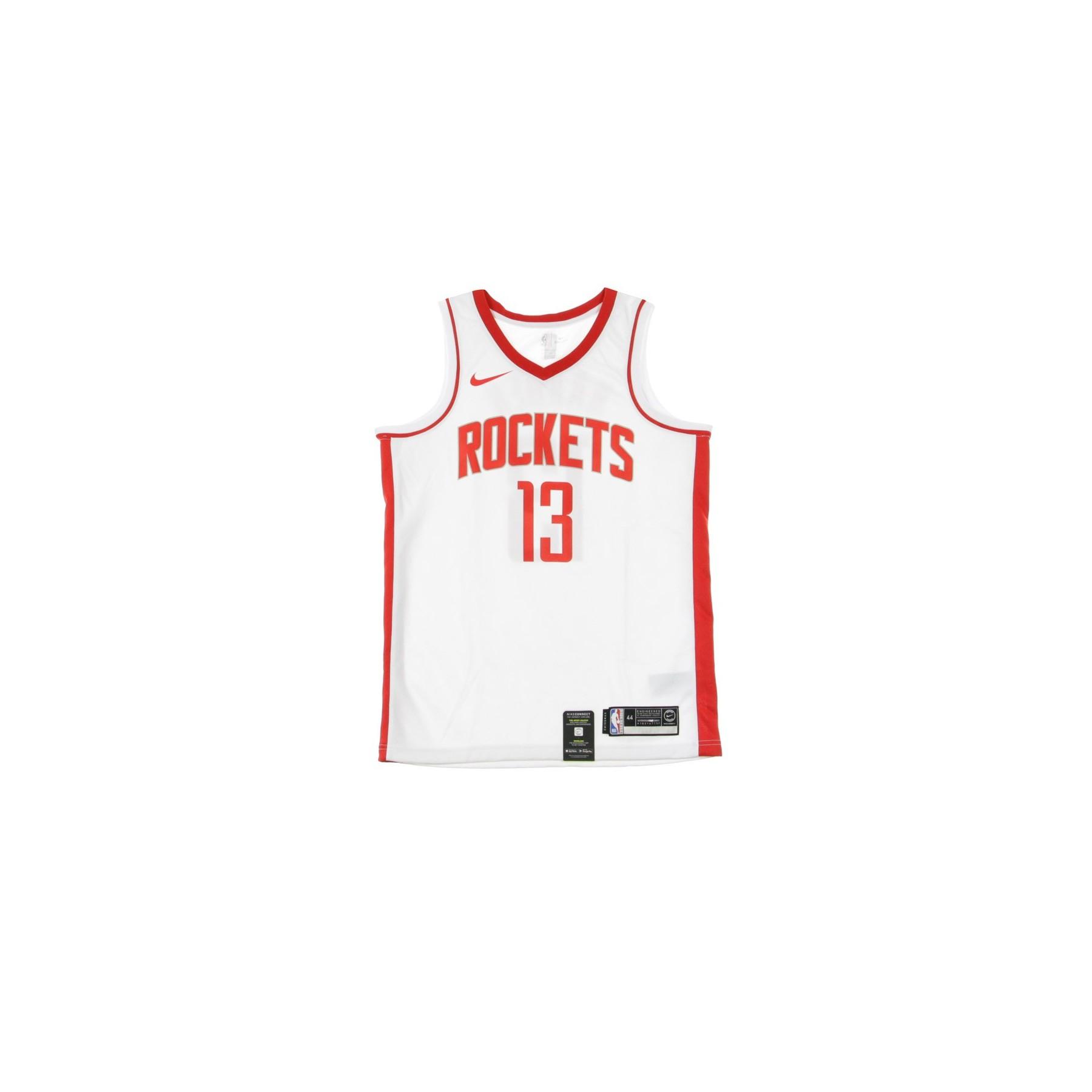 low priced b1230 7f407 CANOTTA BASKET NBA SWINGMAN JERSEY NO 13 JAMES HARDEN HOUROC HOME WHITE |  Atipicishop.com