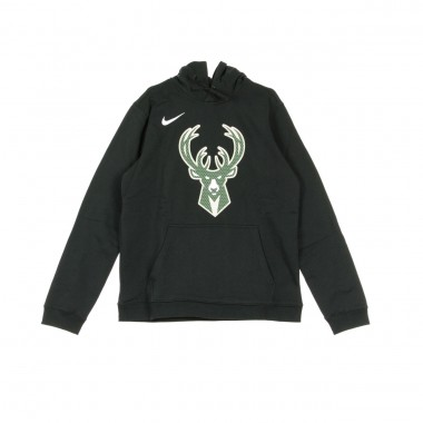 FELPA CAPPUCCIO NBA PO CLUB FLEECE LOGO MILBUC