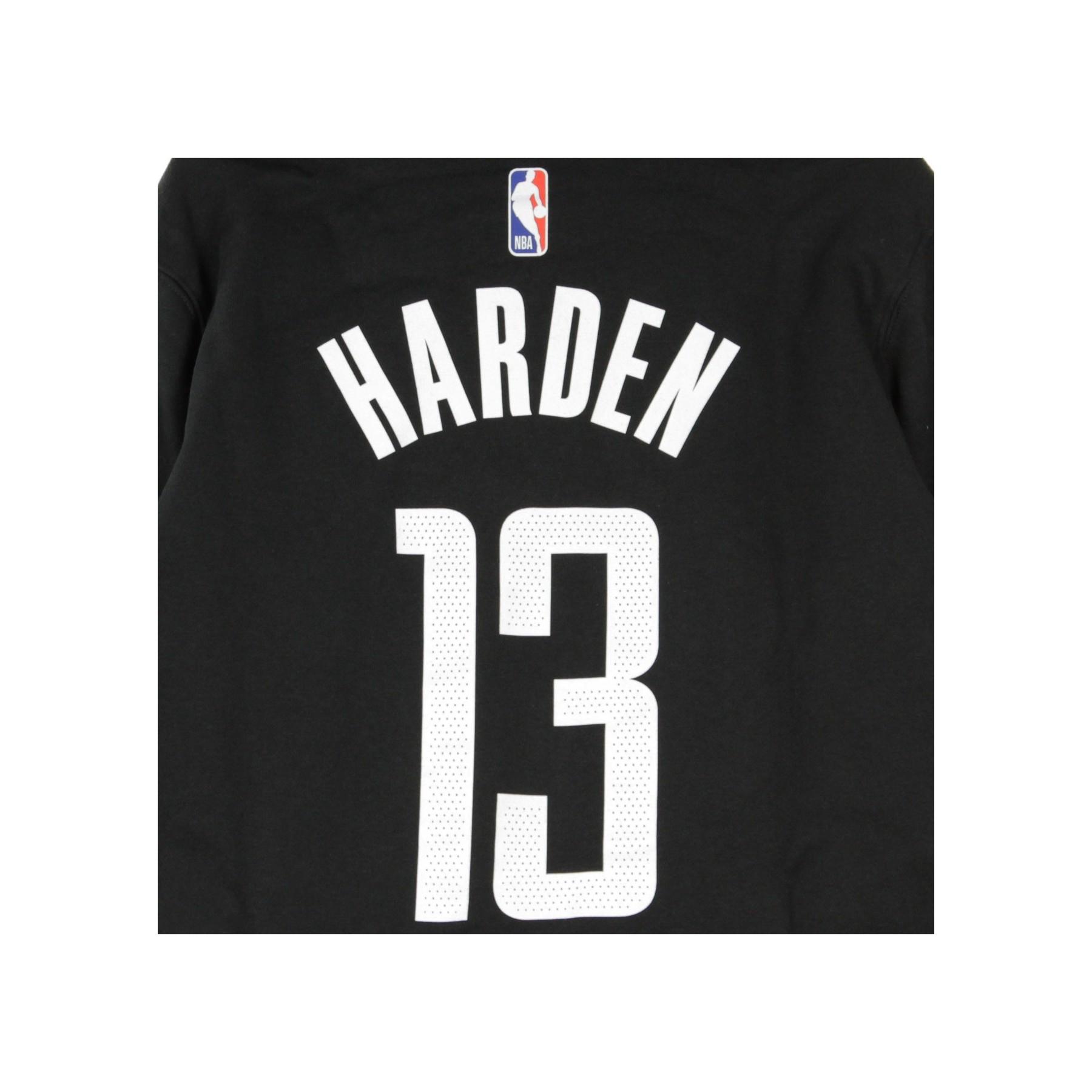FELPA CAPPUCCIO NBA PO CLUB FLEECE LOGO NO13 JAMES HARDEN HOUROC L