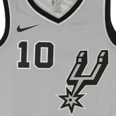 CANOTTA BASKET NBA SWINGMAN JERSEY NO10 DEROZAN DEMAR  SAASPU L
