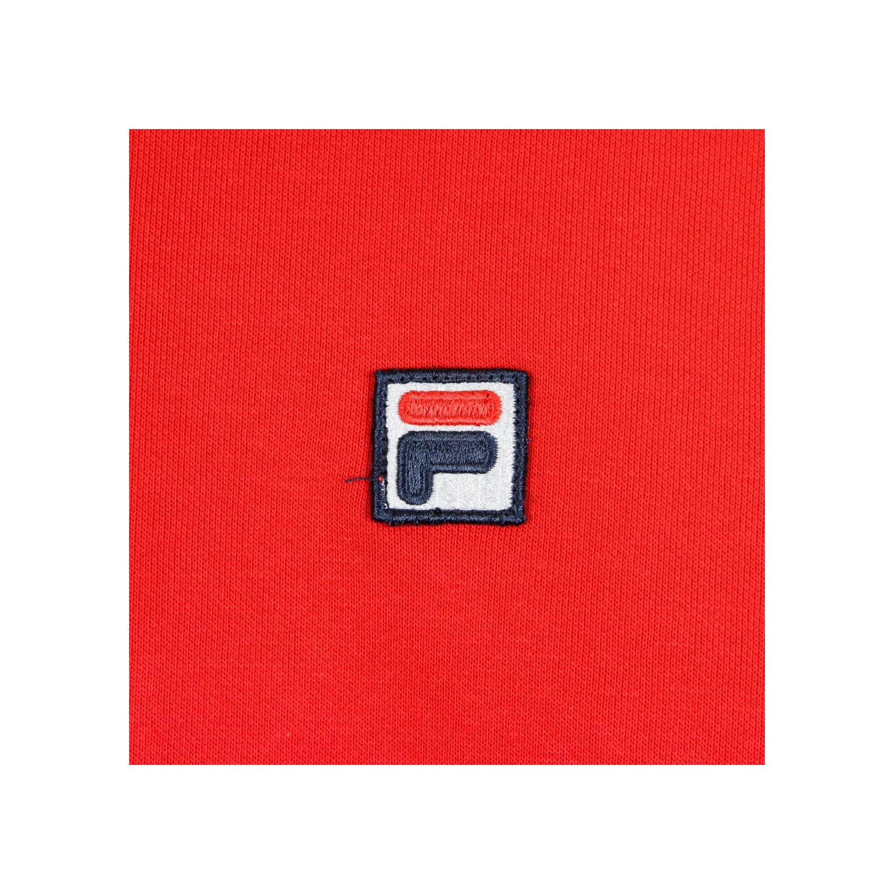 FELPA CAPPUCCIO FLORESHA TRUE RED