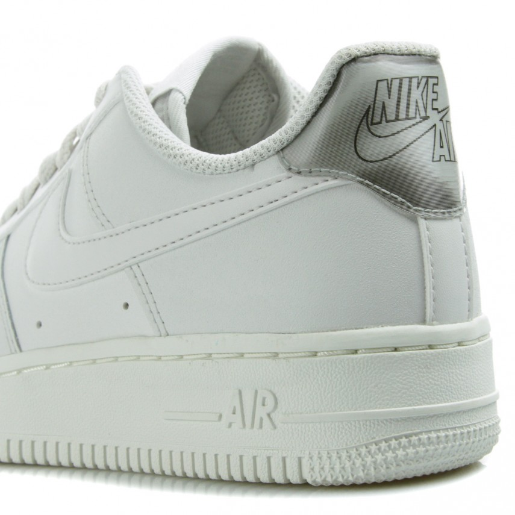 scarpa bassa donna w air force 1 '07 essential PLATINUM TINT/PLATINUM TINT/SUMMIT WHITE