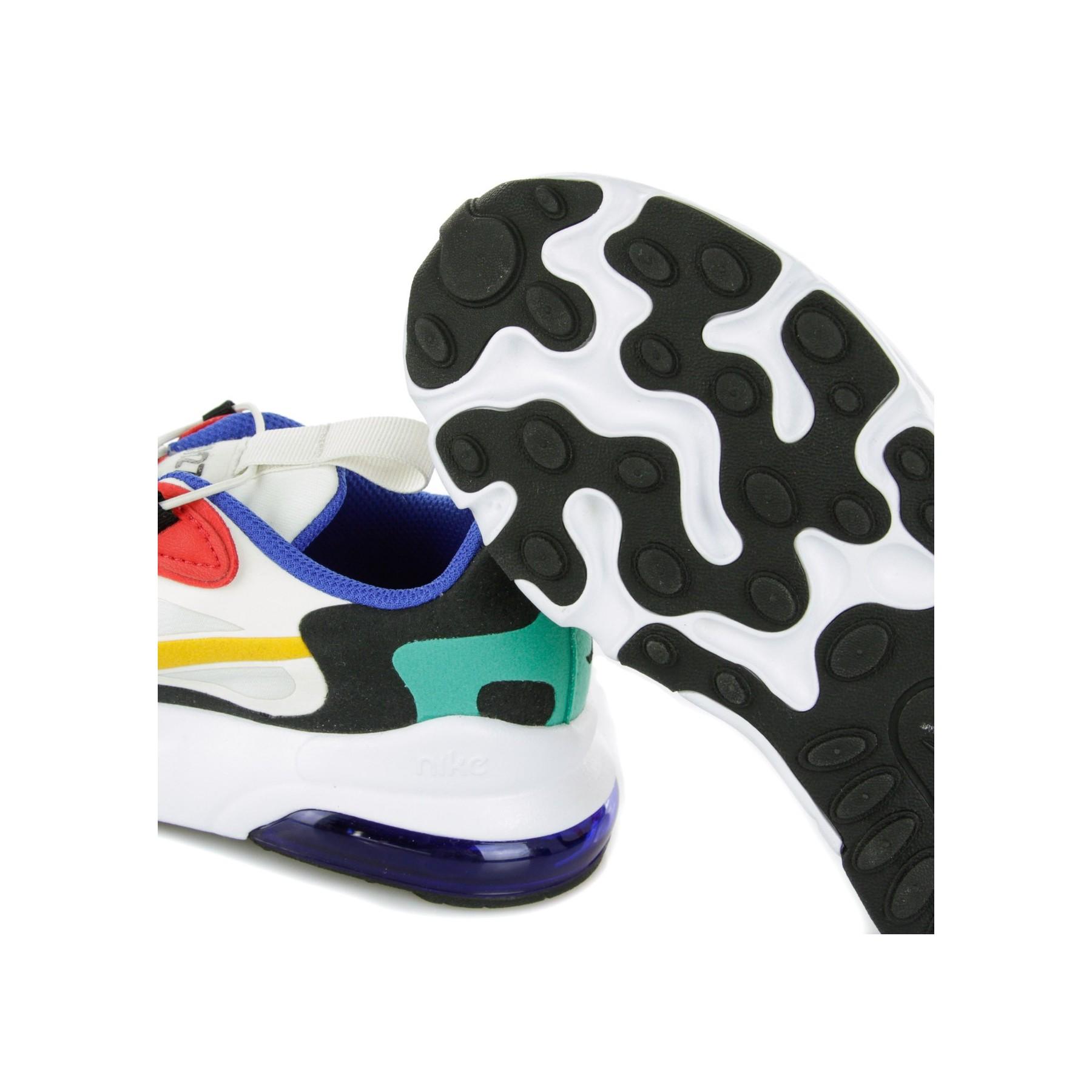 scarpa bassa bambino air max 270 rt (ps) PHANTOM/UNIVERSITY GOLD/KINETIC GREEN