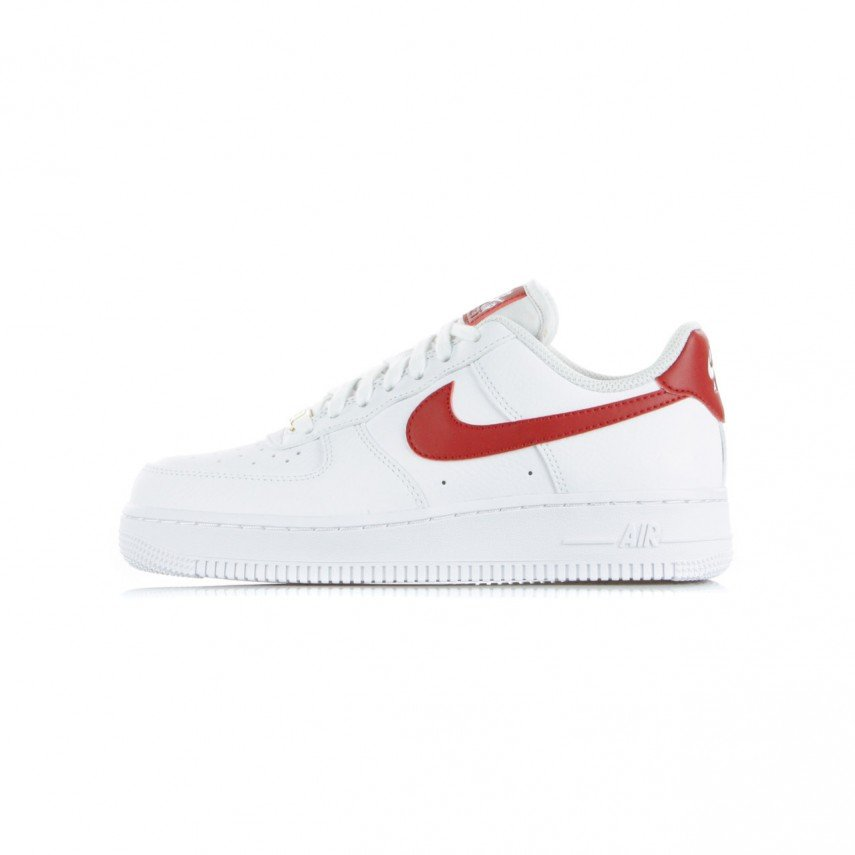 SCARPA BASSA WMNS AIR FORCE 1 07 WHITEGYM REDMETALLIC GOLD |