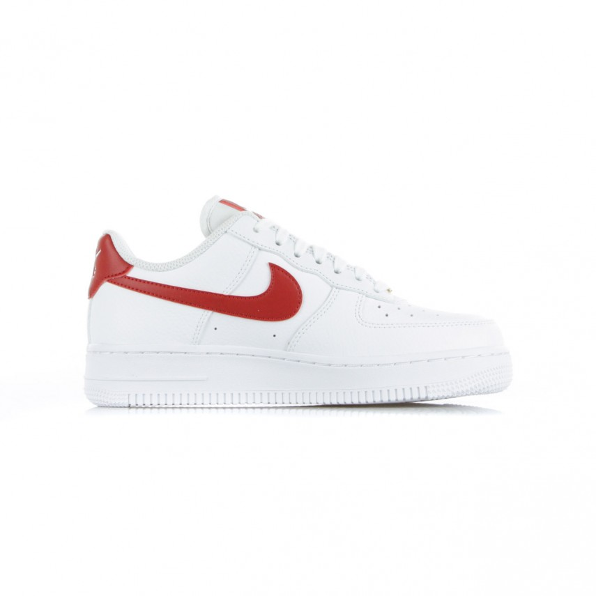 SCARPA BASSA WMNS AIR FORCE 1 07 WHITEGYM REDMETALLIC GOLD