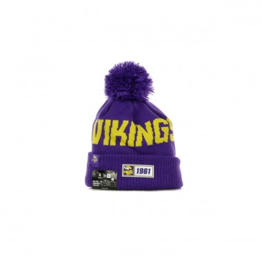 CAPPELLO INVERNALE POM POM ONF19 SPORT KNIT ROAD MINVIK 45