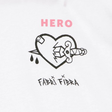 MAGLIETTA X FABRI FIBRA FUCKTHEROMANCE TEE